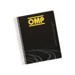 OMP Co-driver's Pad