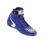 OMP FIRST-S Blue Racing Shoes (FIA)