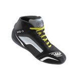 OMP KS-3 Black Karting Shoes