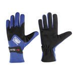 OMP KS-4 Blue Gloves