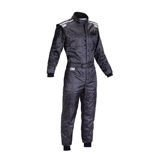 OMP KS-4 black Karting Suit (with CIK FIA homologation)