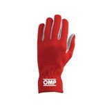 OMP NEW RALLY Red Racing Gloves