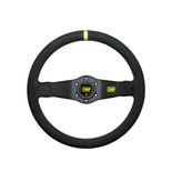 OMP RALLY Suede Steering Wheel