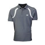 OMP Racing Spirit grey Polo shirt