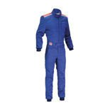 OMP SPORT Blue Racing Suit (with FIA homologation)