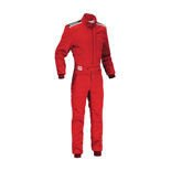 OMP SPORT Red Racing Suit (with FIA homologation)