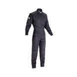 OMP SUMMER black Kids Karting Suit