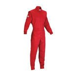 OMP SUMMER red Karting Suit