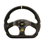 OMP SUPERQUADRO Suede Steering Wheel