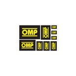 OMP Sticker Sheet