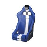 OMP TRS PLUS MY14 blue Racing Seat (with FIA homologation)