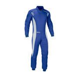 SPARCO ERGO RS-3 blue Race Suit (FIA homologation)