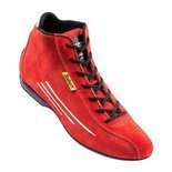 Sabelt Challenge TB-3 Shoes Red (with FIA homologation)