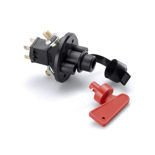 Sparco 6-pole Master Battery Cutout Switch