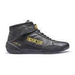 Sparco CROSS RB-7 Black Racing Shoes (with FIA homologation)