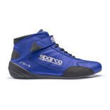 Sparco CROSS RB-7 Blue Racing Shoes (with FIA homologation)