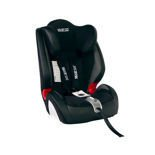 Sparco F1000K Black/Grey Child Seat (9-36 kg) (19-79 lbs)
