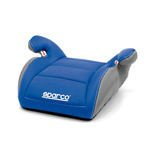 Sparco F100K Blue Child Seat (15-36 kg) (33 - 79 lbs)
