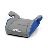 Sparco F100K Grey Child Seat (15-36 kg) (33 - 79 lbs)