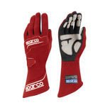 Sparco Gloves ROCKET RG-4 red (FIA Homologation)