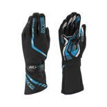Sparco Gloves Torpedo KG-5 black/blue