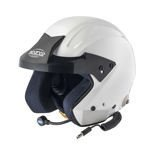 Sparco J-PRO INTERCOM Open Face Helmet (with FIA homologation)