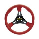 Sparco K300 Steering Wheel red