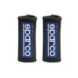 Sparco MINI Shoulder Fan Pads black
