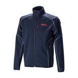 Sparco Mens Softshell Jacket - Navy