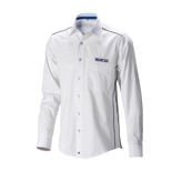 Sparco Mens white Shirt
