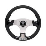 Sparco P222 Steering Wheel black