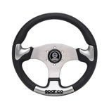 Sparco P222 Steering Wheel grey