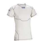 Sparco PRO- TECH RW-7 t-shirt white