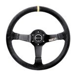 Sparco R345 Suede Steering Wheel