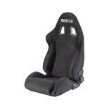 Sparco R600 Jacquard Black/Red Tuning Car Seat