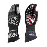 Sparco Race Gloves ARROW RG-7 Black/Grey (with FIA homologation)