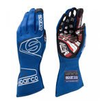 Sparco Race Gloves ARROW RG-7 Blue (with FIA homologation)