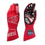 Sparco Race Gloves ARROW RG-7 Red (with FIA homologation)