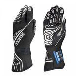 Sparco Race Gloves LAP RG-5 Black (with FIA homologation)