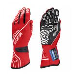 Sparco Race Gloves LAP RG-5 Red (with FIA homologation)