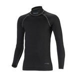 Sparco SHIELD RW-9 longsleeve top black (with FIA homologation)