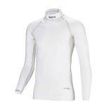 Sparco SHIELD RW-9 longsleeve top white (with FIA homologation)