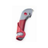Sparco Safety Hammer with Light and Seatbelt Cutter