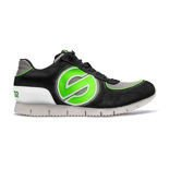Sparco Shoes GENESIS L black/green