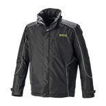 Sparco Winter Jacket - black