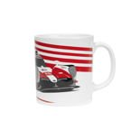Toyota Gazoo Racing  Car Mug White