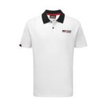 Toyota Gazoo Racing Men's Logo Polo Shirt White