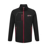 Toyota Gazoo Racing Men's Logo Softshell Black