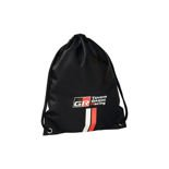 Toyota Gazoo Racing  Pull Bag Black