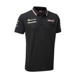 Toyota Gazoo Racing WRT 2018 Men's Team Polo Shirt Black